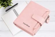Noemi - Růžová peněženka