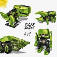 Solární stavebnice - Solarbot 4v1