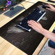 Herná podložka pod myš a klávesnicu - XXL