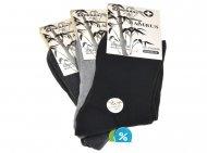 Dámské bambusové zdravotní klasické ponožky Pesail ZW220B - 3 páry, velikost 38-42