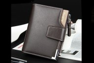 Pánská peněženka Baellerry s kapsou na mince - hnědá