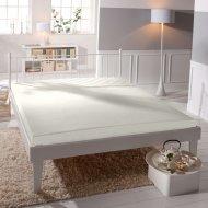 Jersey prostěradlo Premium Bed - Bílé