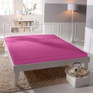 Jersey prostěradlo Premium Bed lycra DeLuxe - Fuchsiové
