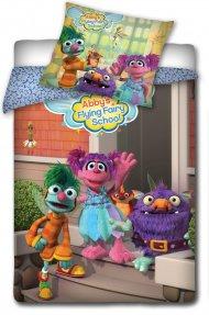 Povlečení Sesame Street School 140/200 + 70/80