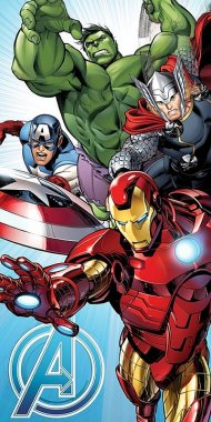 Osuška Avengers 02 70/140