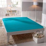 Jersey prostěradlo Premium Bed - Azurové