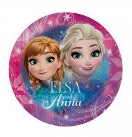 Tvarovaná Micro osuška Ledové Království Anna a Elsa 120 cm