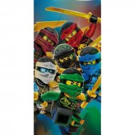 Osuška Lego Ninjago Meče 70/140