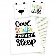Povlečení Cool Kids 140/200, 70/90