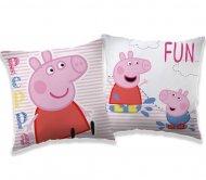 JERRY FABRICS Povlak na polštářek Peppa Pig 0 Polyester, 40/40 cm