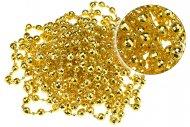 Vánoční řetěz DECORIS (7m) - Zlatý