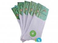 Dámské klasické bambusové zdravotní ponožky AMZF B-8020 - 5 párů, velikost 39-42