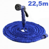 Zahradní flexi hadice modrá - Délka: 22,5m