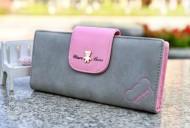 Dámská peněženka WISER BEAR - šedá