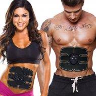 Elektronický fitness posilovač břišních svalů - EMS MobileGym