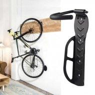 Praktický nástenný držiak na bicykel - kovový