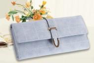 Dámská peněženka CUBE - šedá