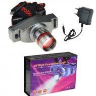 LED čelovka - HC-516 - 1W