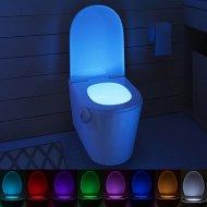 Farebné LED podsvietenie do WC - LED multicolor
