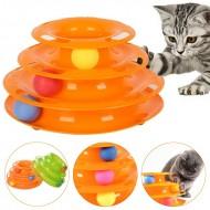 Hračka pre mačky - pyramída