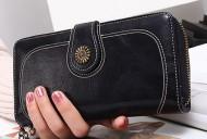 Valentino - Černá dámská peněženka