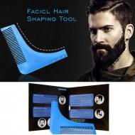 Hřeben na úpravu vousů