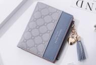 Dámská peněženka SANTE šedá