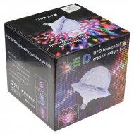 LED UFO bluetooth crystal magic ball