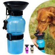 Cestovní láhev s napáječkou pro psa