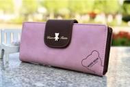 Dámská peněženka WISER BEAR - růžová
