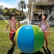 Stříkající míč velký - Sprinkler Ball