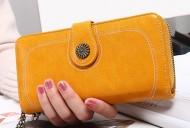 Valentino - Žlutá dámská peněženka