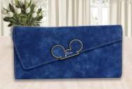Dámská peněženka MOUSE - modrá