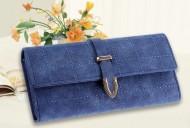 Dámská peněženka CUBE - modrá