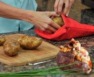 Potato Express - Vrecko na varenie zemiakov v mikrovlnnej rúre