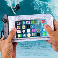 Univerzálne vodeodolné puzdro na mobil