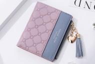 Dámská peněženka SANTE fialová