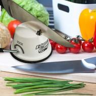 Stolní brousek na nože s přísavkou