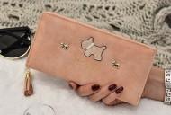 Peněženka DOG apricot
