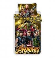 Povlečení Avengers Infinity War 140/200, 70/90