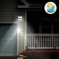 Solárne LED svetlo so senzorom pohybu