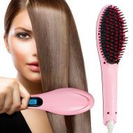 Žehlící kartáč na vlasy
