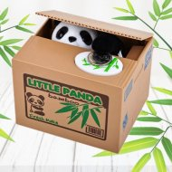 Pokladnička na mince - Panda