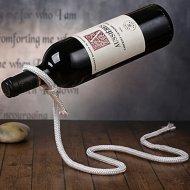 Držiak na víno - laso