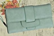 Dámská peněženka LUXURY zelená