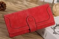 ELEGANT červená peněženka