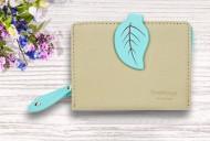 Dámská peněženka LEAF mini - mint