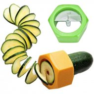 Špirálový krájač na uhorky Cucumber Slicer