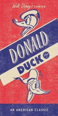Osuška Kačer Donald klasik 70/140