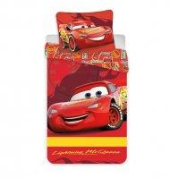 Povlečení do postýlky Cars baby McQueen 100/135, 40/60